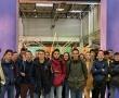 Biennale d'art contemporain: les Terminales STAV à Lyon