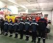 Les Jeunes Sapeurs Pompiers prennent du grade