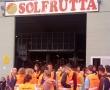 Deux classes en visite et action à Barge (Piémont, Italie)